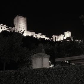 La Alhambra de Granada 2015