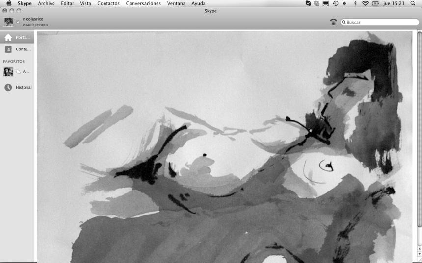 modelo en barcelona pintor en santiago de chile