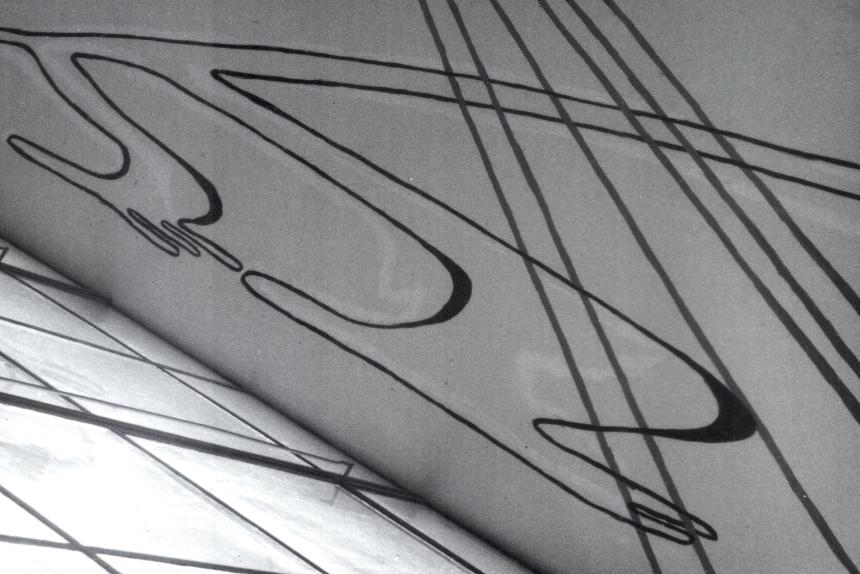 45 lineas del techo