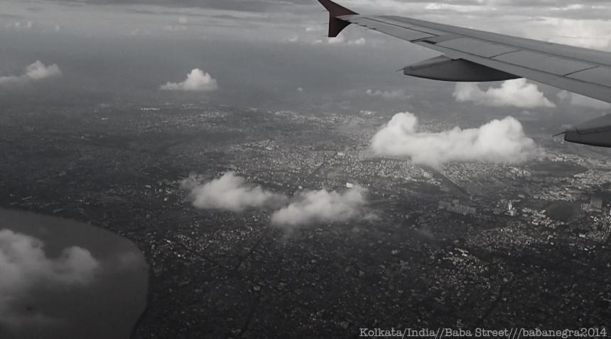kolkata vista aerea