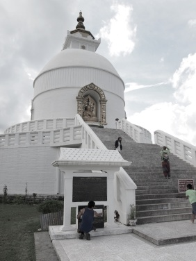 World Peace Pagoda, Pokhara