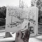 Barcelona: Nou Rambla/Exposició. 2014