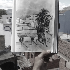 Chaouen, Marruecos 2015